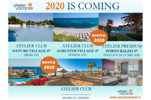 Atelier Vacanze a BMT 2020